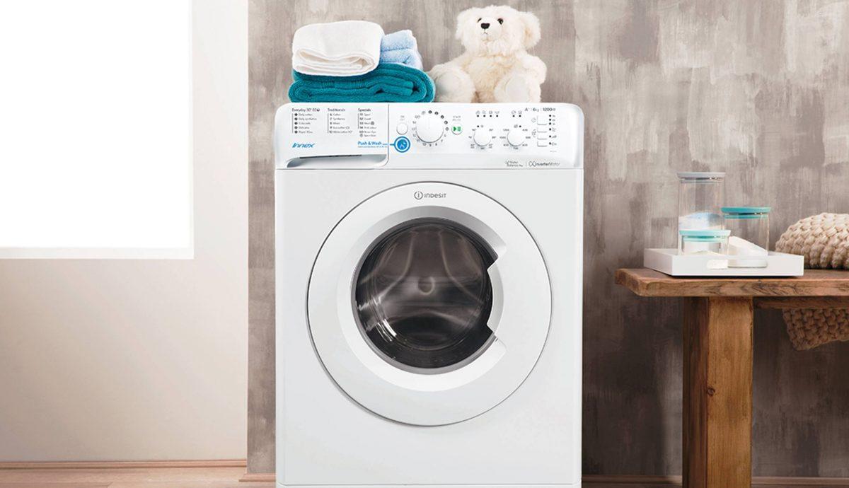 Облаштування пральної машини у ванній